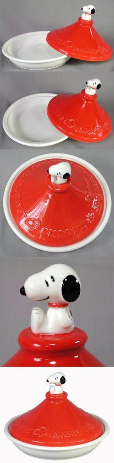 Maruhi Hida pottery SNOOPY HEATPROOF SERIES Snoopy tagine pot 21cm SNG-3TR