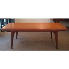 Danish teak coffee table http coastersfurniture org shabby chic