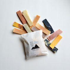 Travel picks in honor of Etsy's 10th anniversary! Travel soap sticks.