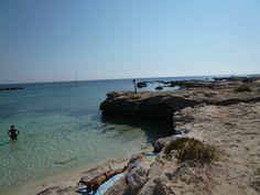 """Puntazza""(Spiaggia), Favignana, Isole Egadi Sicilia"