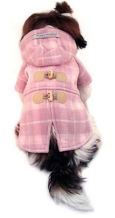 DD0216 - Hooded Wool Coat