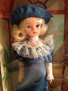 """Sindy Doll by Pedigree Vintage """"My Fair Cindy"""" MIB"""