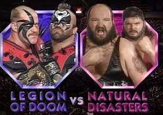 road warriors vs natural disasters royal rumble 1992