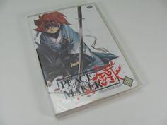 Peace Maker Vol 1 Innocence Lost Anime DVD 2003 English / Japanese