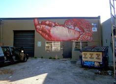 Best of Street Art #gaia #bestofstreetart #graffiti #urbanart #graffitiart #originalstreetart #freewalls #streetart