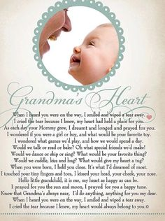 Michaela Two, I want you to know that I did all of these things with you in my heart and my dreams. It's been 7 years. Grandson Quotes, Quotes About Grandchildren, Daughter Quotes, Mom Quotes, Family Quotes, Cute Quotes, Great Quotes, Inspirational Quotes, Pomes