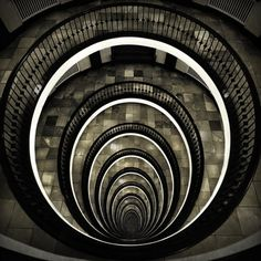 Universal Spiral on an Earthly Plane