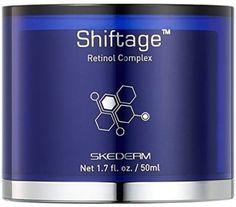Skederm Shiftage? Retinol Complex 1.7 Fl Oz / 50ml Top Anti Aging #Skederm