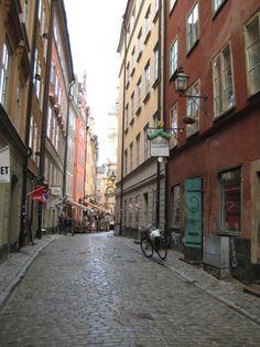 Vintage shopping in Stockholm!