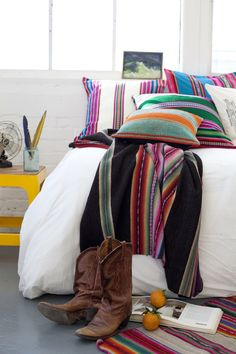 Vintage textiles from La Paz, Bolivia The La Paz Collection from Project Bly