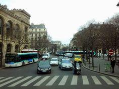 Place du Chatelet, Paris.