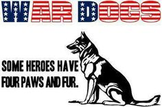 Thank you heroes. #VeteransDay #K9soldiers