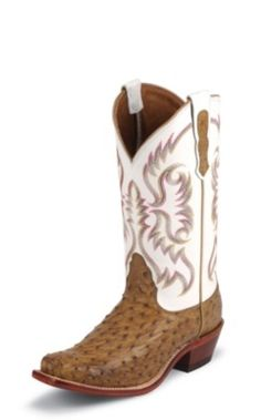 Womens Antique Saddle Vintage FQ Ostrich Boot/ OH YEA! that's what I'm talkin' bout! Cowgirl Boots, Western Boots, Nocona Boots, Ostrich Boots, Country Outfitter, Vintage Boots, Fashion Boots, Vintage Ladies, Footwear
