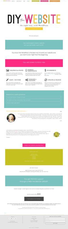 DIY Your Website   J