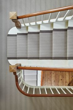 Designers and Makers of unique stripe runners, rugs and fabrics in natural fibres. Simply Luxury for Modern Living Wooden Toy Boxes, Hallway Inspiration, Modern Victorian, Scale Design, Hallway Decorating, Decorating Ideas, Wall Carpet, Herringbone Pattern, Otters
