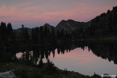 Backpacking 7 Lakes Basin, Olympic National Park