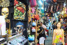 Chatuchak weekend market - BANGKOK, THAILAND - MARCH 03, 2013: Chatuchak weekend market in Bangkok, Thailand. It is the largest market in Thailand.