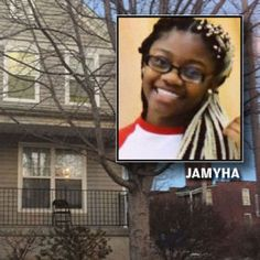 Jamyha Luss was at a friend's house Sunday afternoon when two boys stopped to visit. One of them had a gun.  It's unclear what happened next, but police say Jamyha, 14, was fatally shot in the back. Both of the boys fled the home in the Wells-Goodfellow neighborhood before police arrived.  At this point, investigators believe the shooting was accidental, according to a police source.