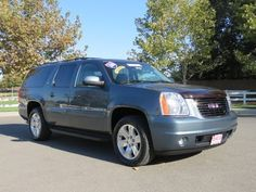 2008 GMC Yukon Used Cars Chico Ca