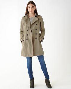 Jigsaw - Classic Trench Coat. Need this!!!