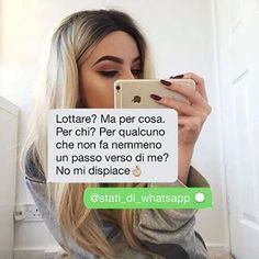 Funny Chat, Love Your Life, My Love, Cool Phrases, Italian Quotes, Foto Instagram, Depression Quotes, Instagram Story Ideas, Tumblr Wallpaper
