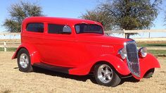 1934 Ford Tudor 350 CI, Steel Body presented as lot S169 at Houston, TX