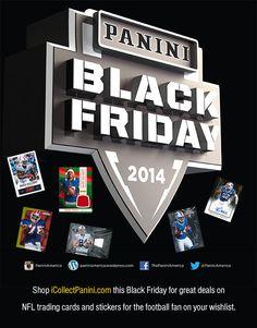 Buffalo Bills Panini Partner Offer for Black Friday