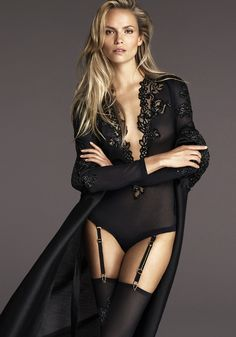 La Perla Atelier Collection - AW 2015-16 - Lingerie Made In Italy
