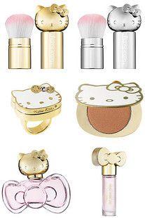 美国代购丝芙兰Sephora Hello Kitty 2012最新香水化妆刷粉等预定