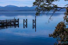 Sarah Island, Tasmania, Australia