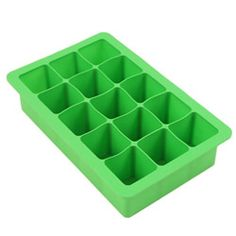 Green Sprouts' silicone freezer tray is a necessity when making homemade baby food.  The tray holds 15 one-ounce cubes of puree. This tray is made of soft silicone so you can easily push the frozen cubes out without having to warm the tray first.  http://www.overstock.com/Baby/Green-Sprouts-Eco-Friendly-Silicone-Freezer-Tray/5902173/product.html?CID=214117 $9.99