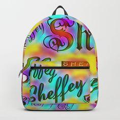 Sheffey personalized Backpack