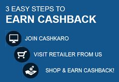 CashBack Sites in India