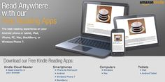 Read eBooks using the FREE Kindle Reading App on Most Devices         http://amzn.to/28U9B8Z