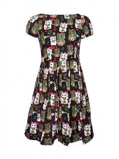 Run & Fly Lucky Cat Dress - Run & Fly - Brands