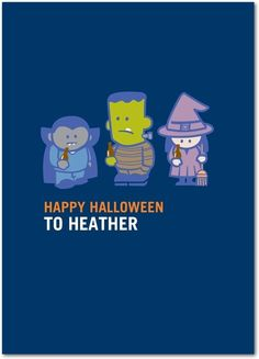 Octoberfest - Halloween Cards from Treat.com #trickorTREAT #octoberfest
