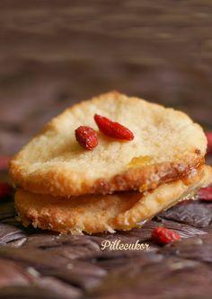 Pillecukor ♥: Citromos gyömbéres keksz (paleo)