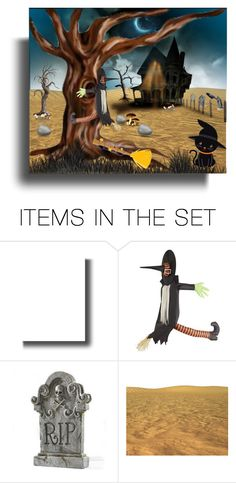 """""""The Witch took a Wrong Turn!"""" by rboowybe ❤ liked on Polyvore featuring art and contestentry"""