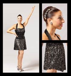 From Blah to Tah-Dah! We're giving the little black dress a makeover for girls' night out this weekend!