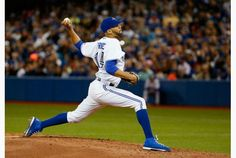 Toronto Blue Jays ace David Price was masterful against the Yankees Monday night and lowered his ERA to in the process. David Price, View Master, Toronto Star, Toronto Blue Jays, Monday Night, Stars
