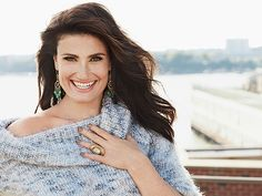 Dream Casting - Idina Menzel as Lucinda Lake in the Daddy's Girl Series.  http://www.amazon.com/Normandie-Alleman/e/B00BNUDVFW/