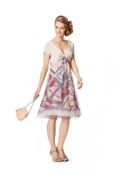Patron de couture Burda 7059 robe, tailles 16 - 21: Amazon.fr: Cuisine & Maison