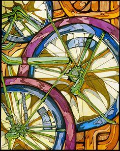 AP Central - Exams: 2008 Studio Art 2-D Design: Concentration -- Jordan Harmon