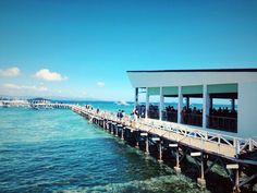 필리핀 세부의 푸른 바다_www.trendcode.kr www.trendcode.kr details the blue sea in the Philippines