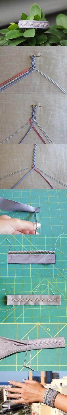 craft bracelet diy crafts craft ideas easy crafts diy ideas crafty sewing easy diy diy jewelry diy bracelet craft bracelet jewelry diy sewing ideas easy sewing