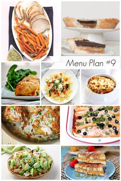Ioanna's Notebook - Weekly meal plan # 9 - Loaded with delicious and healthy recipes