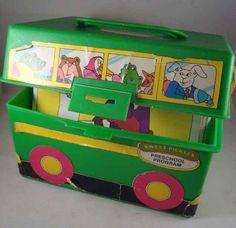 Sweet Pickles Bus | 32 Essential Toys Every '80s Preschooler Had