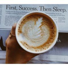 """First success. Then sleep. ✨ #motivationmonday #chasingdreams"""