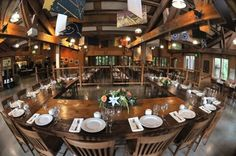 Whether your group is a small party or a 200 person event, IslandWood takes care of you.