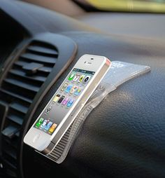 Grippy Mobile Phone Car Holder , great gift idea for anyone with a car and a mobile phone :)